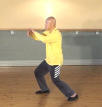 Tai Chi Short Form Demonstration