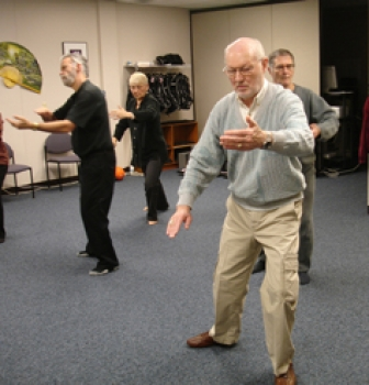 Tai chi helps Parkinson's patients with balance and fall prevention